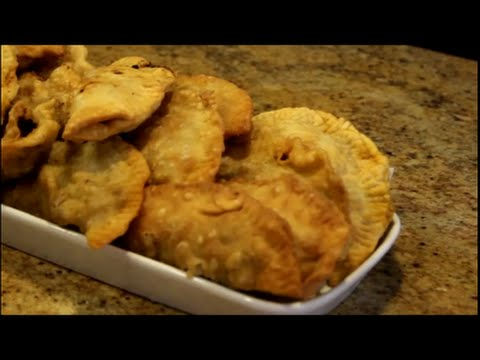 Appetizer - How to Make Puerto Rican Turnovers Recipe - Pastelillos [Episode 012]