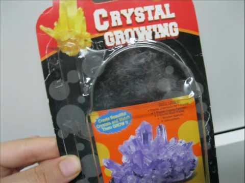 Creative Kids: Crystal Growing