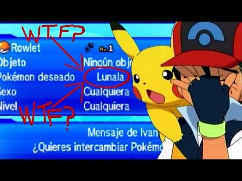 La GTS de Pokémon Sol/Luna es MIERDA (otra vez)