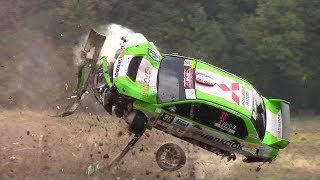 The Best of Rally 2019 | Big Crashes, Big Show & Action | CMSVideo