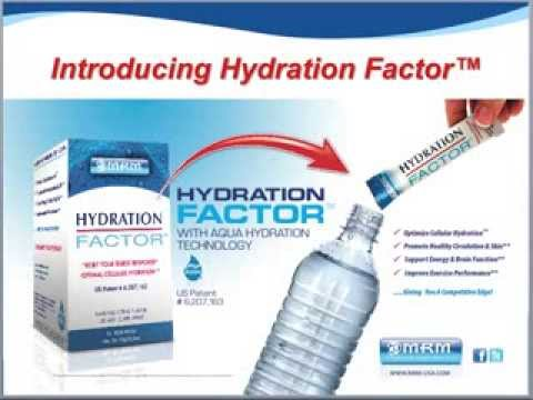 Joseph Mannion interviews Dr. Jaroslav Boublik on Hydration Factor™