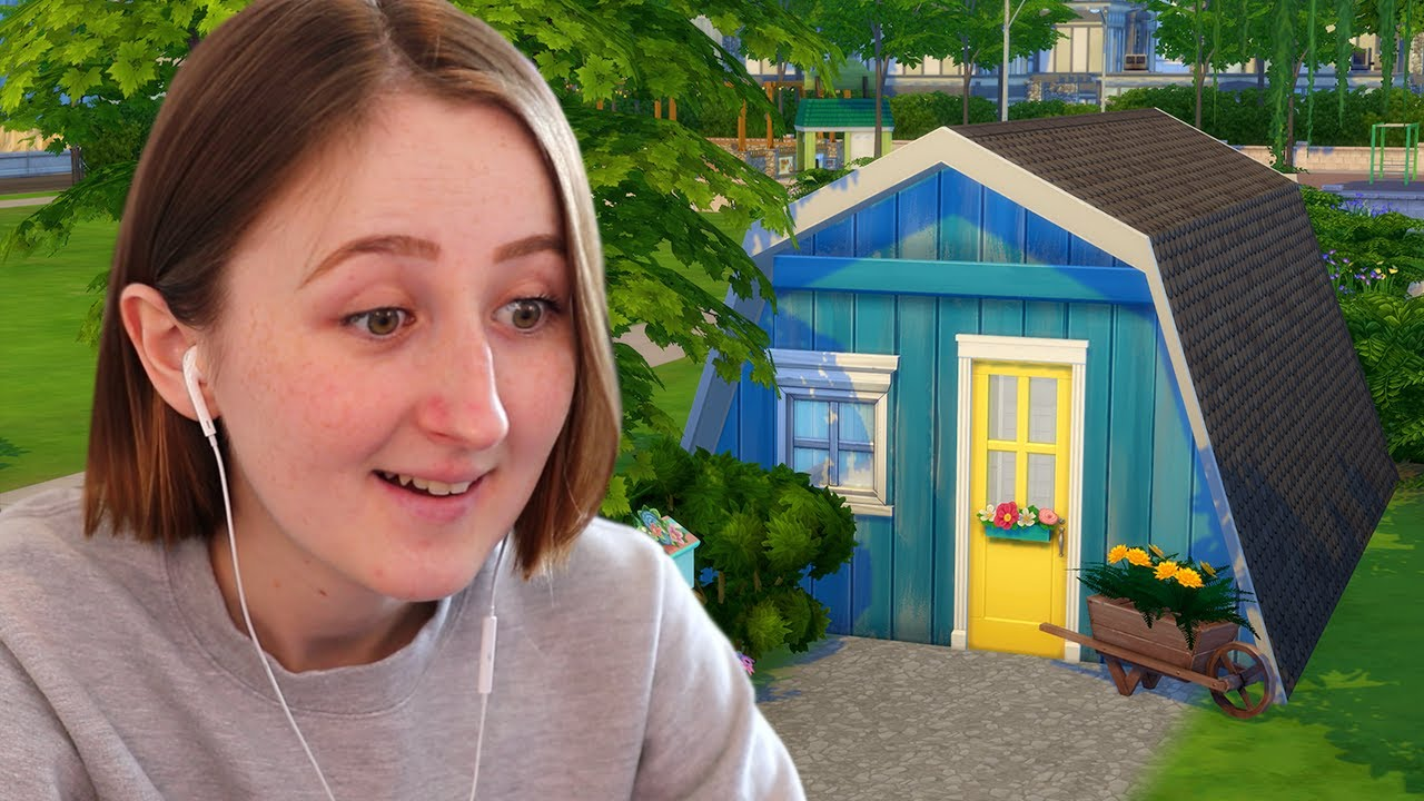 Can I build a house in The Sims for under $2000?