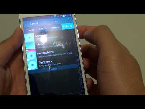 Samsung Galaxy S5: How to Set MP3 Song as a Ringtone Easily