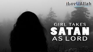 Girl Takes Satan As Lord - Shocking Story