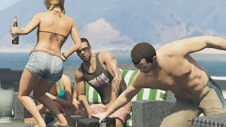 GTA 5: Mission 8 - Daddy's Little Girl (PS4 - Gold)