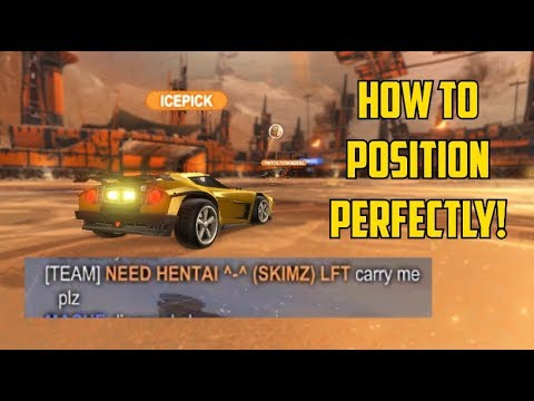 Rotate/Position Like a GOD! | Rocket League Tips and Tricks