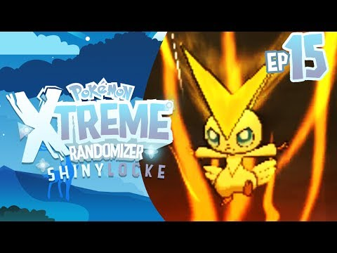 PRIMAL DIALGAS RETURN! VICTINI DESTRUCTION!! Pokemon XTREME Randomizer ShinyLocke! Episode 15