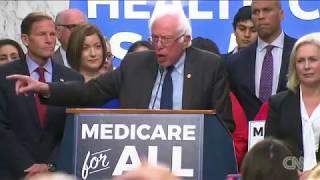 Bernie Sanders announces