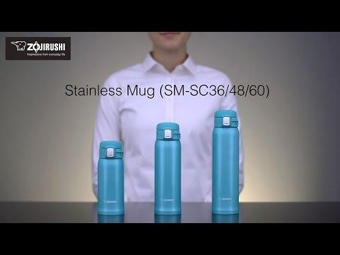 Zojirushi Stainless Mug SM-SC36/48/60