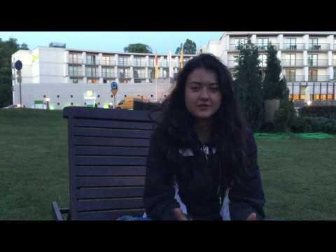 Victoria z Lutska | Work and Travel | Poland - to New York ; Hershey |