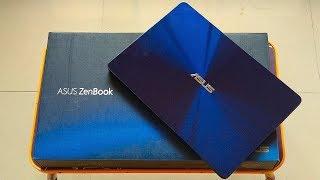 Asus Zenbook UX430U Unboxing & Overview