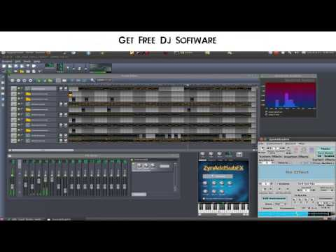 Best Dj Software for Win XP/7/8/Mac OS -Download Free Full Version