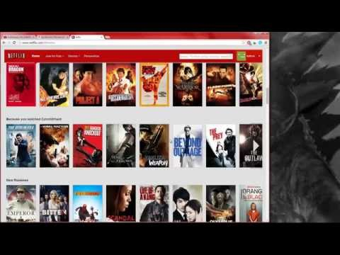 How to get American Netflix outside of America - [2016]
