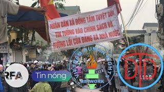 Tin nóng RFA | Hai tổ chức xã hội dân sự lên tiếng về việc bắt giữ và truy tố người dân Đồng Tâm