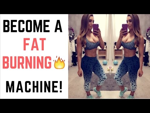 Best exercise to become a fat burning machine! (TABATA how to)