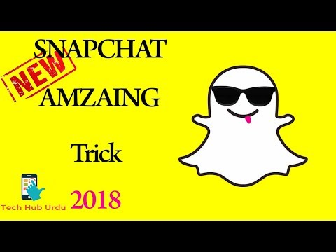 Snapchat Amazing trick to upload picture from camera roll to live story...  Must Watch this video.!!