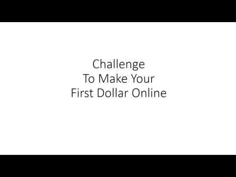 Make Your First Dollar Online In Less Then 12 Days