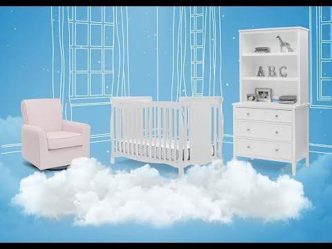 Brookside 4-in-1 Crib