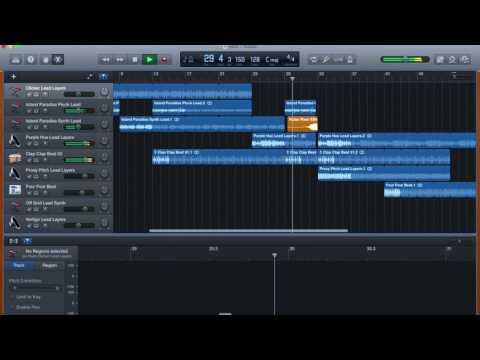 Garageband House Music - Clicker Lead
