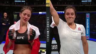 UFC 238: Alexa Grasso Octagon Interview