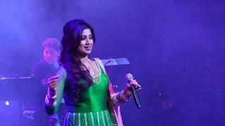 Deewani Mastani | Bajirao Mastani | Shreya Ghoshal LIVE in Toronto