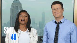 SNL Host Taraji P. Henson Tells Taran Whether She