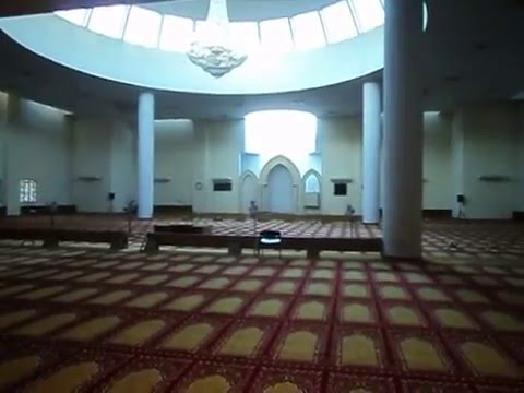 Largest Mosque in South America - Buenos Aires, Argentina