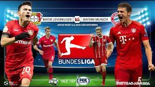 NHẬN ĐỊNH BÓNG ĐÁ. Leverkusen - Bayern Munich (20h30 ngày 6/6). Vòng 30 Đức. Trực tiếp FOX Sports