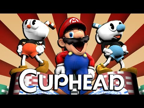 Download If Mario was in    Cuphead