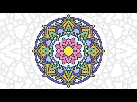 How To Make Vector Mandalas In Illustrator Using Mirrorme Plugin