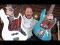 $499 J Bass VS $3499 J Bass... Can YOU tell the difference?!