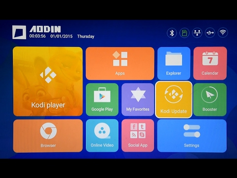 Unboxing & Review: Aodin Smart TV Box