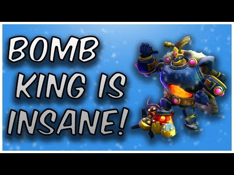 Paladins OB 61   Chain Bomb King - Domination | Gameplay