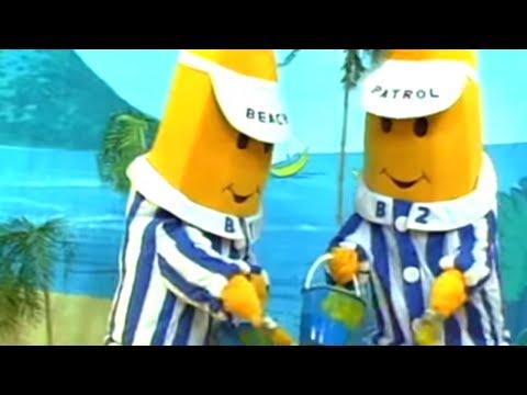 Wet Paint - Classic Episode - Bananas In Pyjamas Official