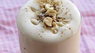 Sharjah Shake Recipe How To Make Sharjah Milkshake Indian Banana Milk