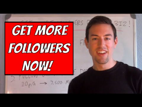 How To Get More Followers On Instagram For BUSINESS!