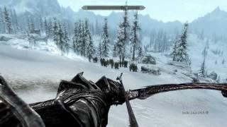 Skyrim Mods PC - Unarmed Claw Combat Animation (Fight like