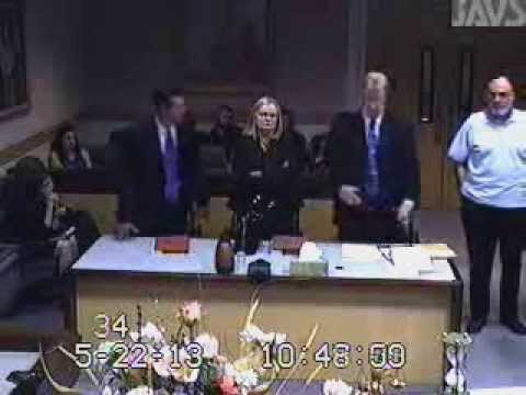 Private Guardian Jared E.Shafer orders Judge to Close Court to Public