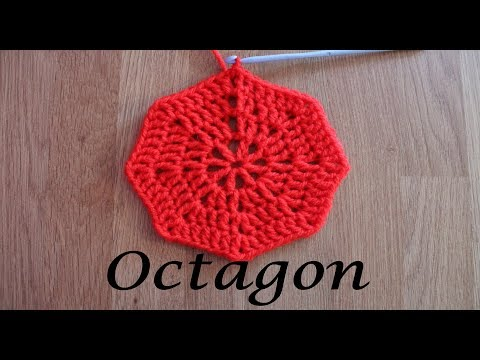 How to Crochet Solid Octagon
