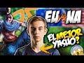 EL MEJOR YASUO DEL MSI?? *EUROPA vs NORTE AMÉRICA*   FNATIC vs Team Liquid   MSI Español