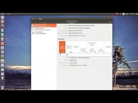 Format Disk In Linux Ubuntu