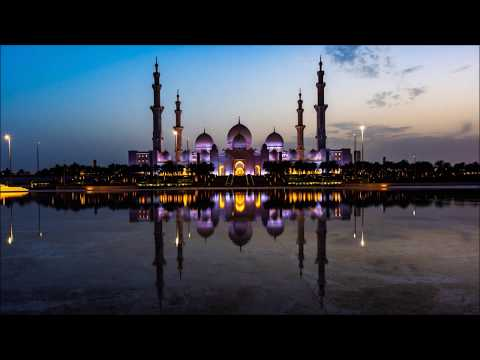 Sheikh Zayed Grand Mosque Time Lapse - HD