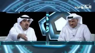 #x202b;سجال احمد خلف ومحمد جوهر حيات عن دور الشباب في العربي !#x202c;lrm;