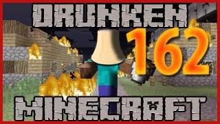 Drunken Minecraft 162 - DEGREES OF KEVIN BACON
