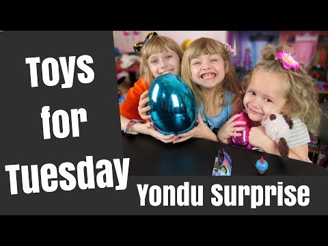 Guardians of the Galaxy: Yondu Surprise: Toys for Tuesday