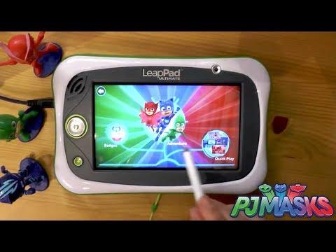 New PJ Masks Tablet Games - Catboys Street Run (Disney Junior)