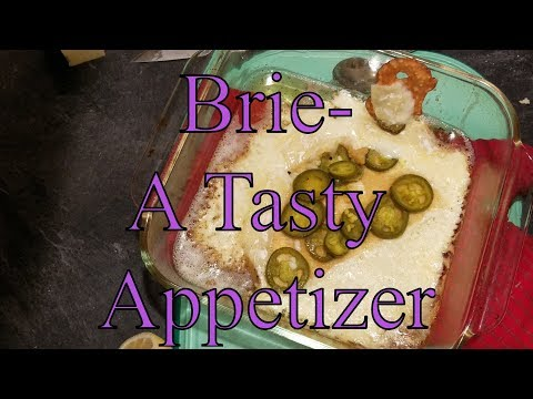 Brie- A Tasty Appetizer
