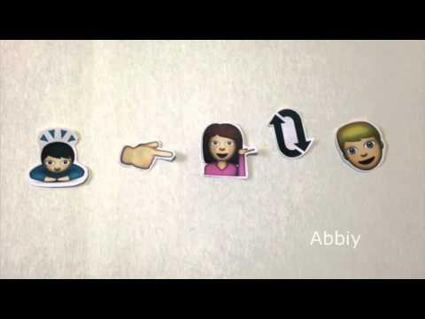 No Pressure - Justin Bieber [Emoji version]