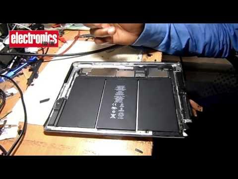 iPad 2 Teardown And Charging Port Repair
