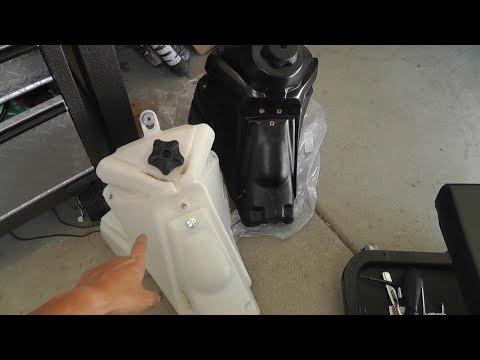 2017 Beta 390 IMS Gas Tank Upgrade